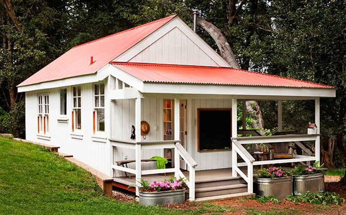 домик от компании Richardson Architects