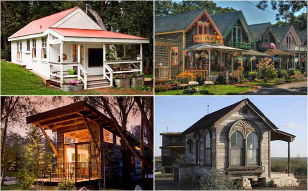 15 примеров малогабаритного жилья
