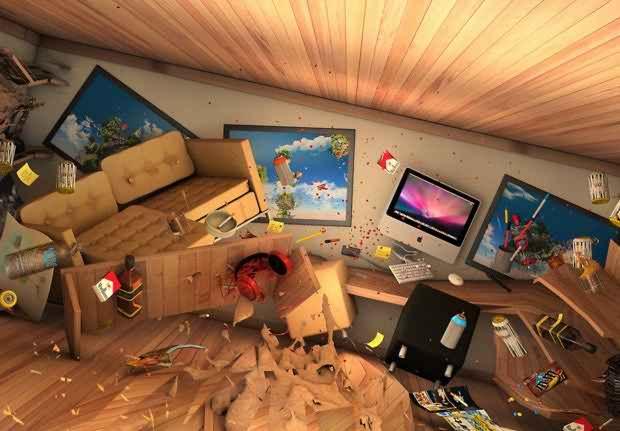 Хаос в доме