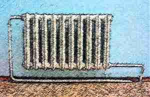 Батареи отопления
